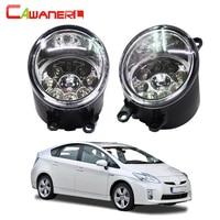 Cawanerl H8 H11 Auto Fog Light DRL Daytime Running Light Car LED Lamp Bulb For Toyota Prius Hatchback (ZVW3_) 1.8 Hybrid 2009
