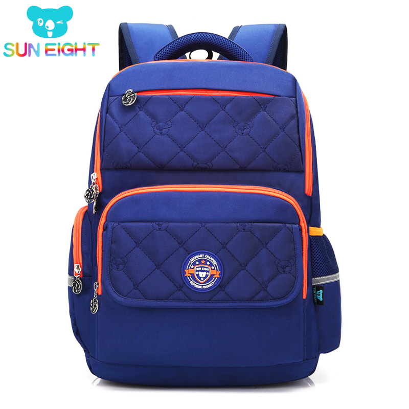 4012fc72f5 SUN EIGHT 16.5 inch School Bags for Boys Bag School Kids Backpack Children  School bags kids