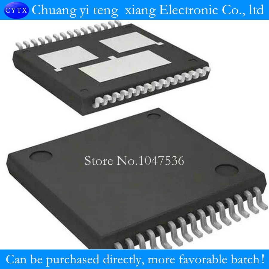 Hot Sale Vnh2sp30 5pcs Lot Integrated Circuit Ic Chip Airscraftsp Circuits