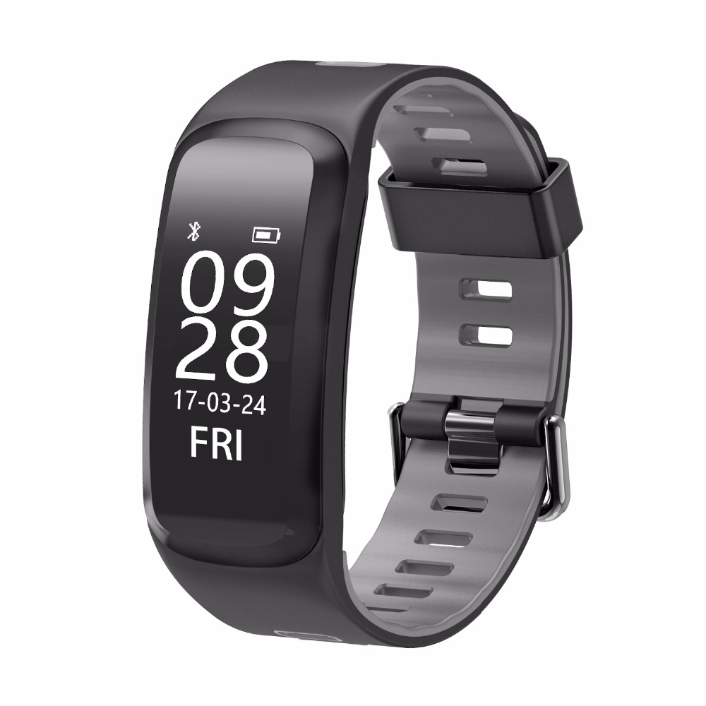 iradish Waterproof Sports Braclet Smart Watch Waterproof For Android and iOs ...