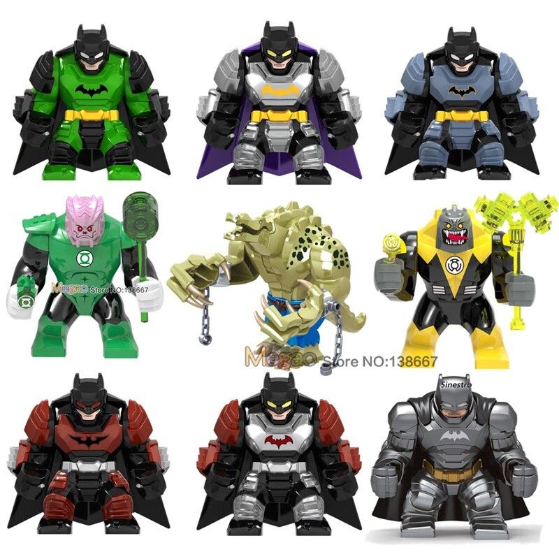 6 x Justice League 2 Shoe Charms for Crocs Jibbitz Avengers Croc Aquaman