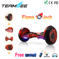 Electric Scooter Skateboard Gyroscooter Smart Balance 10 Inch Kick Scooter Electric Russia Stock Speedway Adults Tricycle