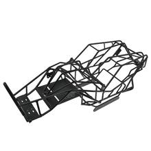 High Quality Metal 1/10 Rc Rock Crawler Cage Chassis for Axial Wraith 90018 RC Cars Truck(China)