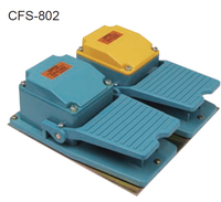 CFS 802 15A 250VAC Foot Switch Power Pedal FootSwitch
