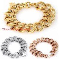 Best Selling New Style Top Quality 316L Stainless Steel Womens Chain Bracelet With Cute Dolphin Charm