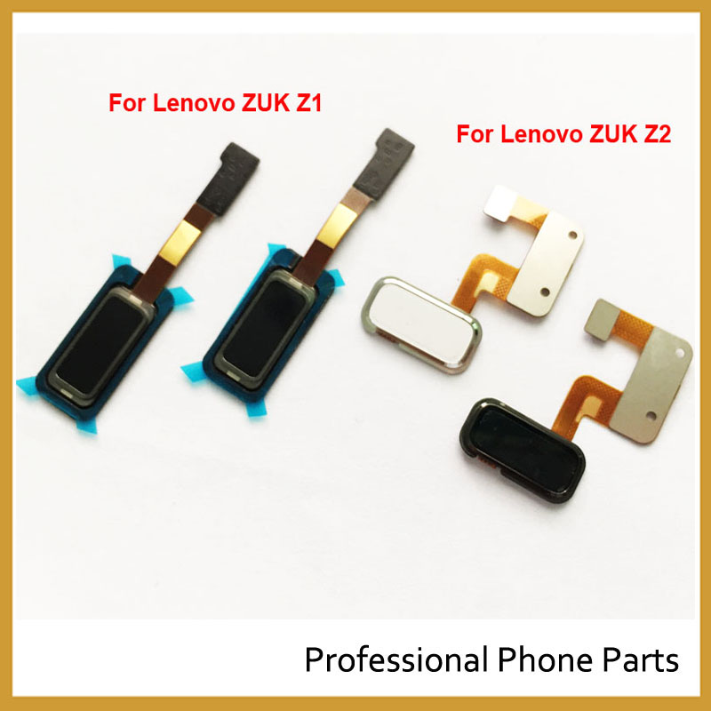 Original New Sensor Flex Cable Ribbon For Lenovo ZUK Z1 / Z2 Home Button Fingerprint Menu Return Key Recognition Ribbon Repair
