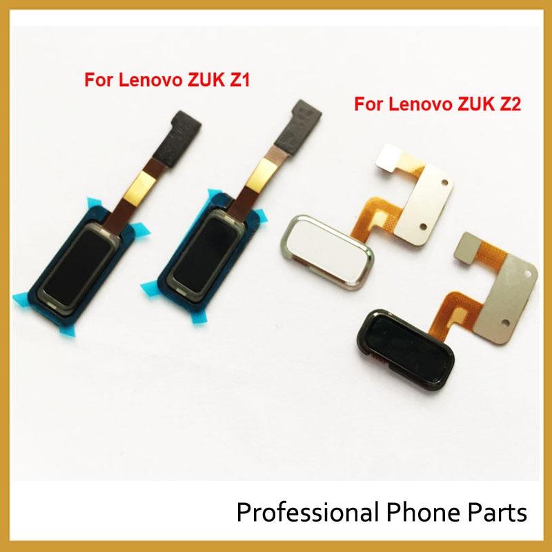 Original New Sensor Flex Cable Ribbon For Lenovo ZUK Z1 / Z2 Home Button Fingerprint Menu Return Key Recognition Ribbon Repair