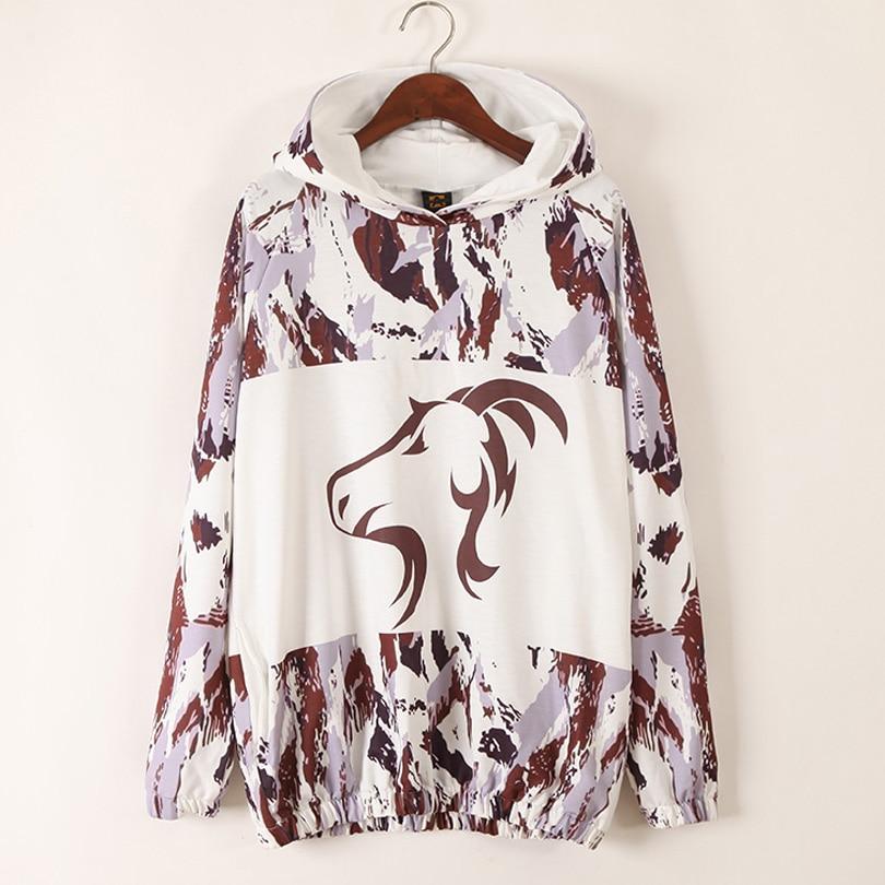9c31384823a Harajuku Mulheres pulôver com capuz camouflage Hoodies treino para as  mulheres soltas primavera e no outono de Impressão Para As Mulheres camisola  Ocasional