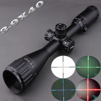 Tactical LP 3 9X40 AO Rifle scope Optical Sight Full Size Mil Dot Red Green Blue llluminate Hunting Rifle Scope For guns