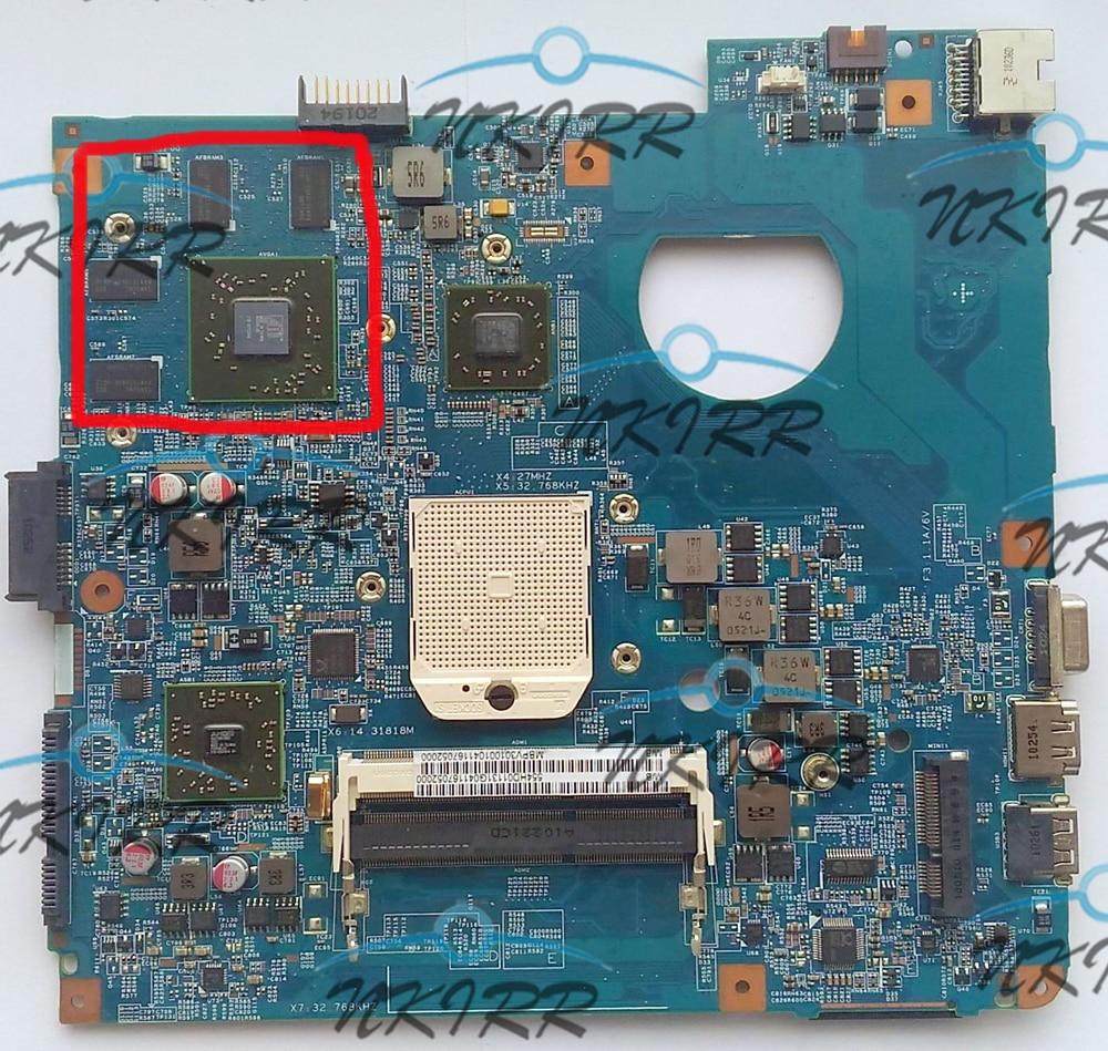 09919-3 JE40-DN 48.4HD01.031 MBPV301001 HD5650 1G DDR3 MotherBoard for Aspire 4551 4551G 4251 eMachines D640 D440 D640D D440D mbn9j01001 mb n9j01 001 for acer aspire 4551 4551g d640 laptop motherboard 48 4hd01 031 ati hd5470 socket s1 ddr3