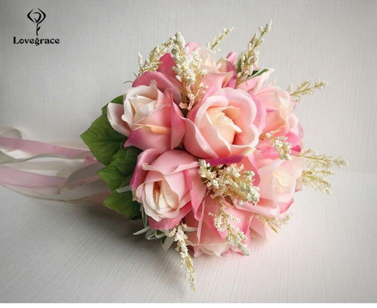 wedding bouquet for bridal bridesmaid flowers (10)