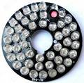 940 NM 48 Leds 5mm Infrared IR For Camera IR Bulb LED48