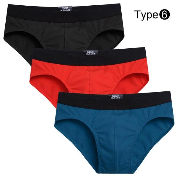 Avidlove Cotton Male Underwear Boxer Men Underpants Stretch Boxer Sexy Shorts Slip Homme Male Panties Man Underwear 3pcs/lot