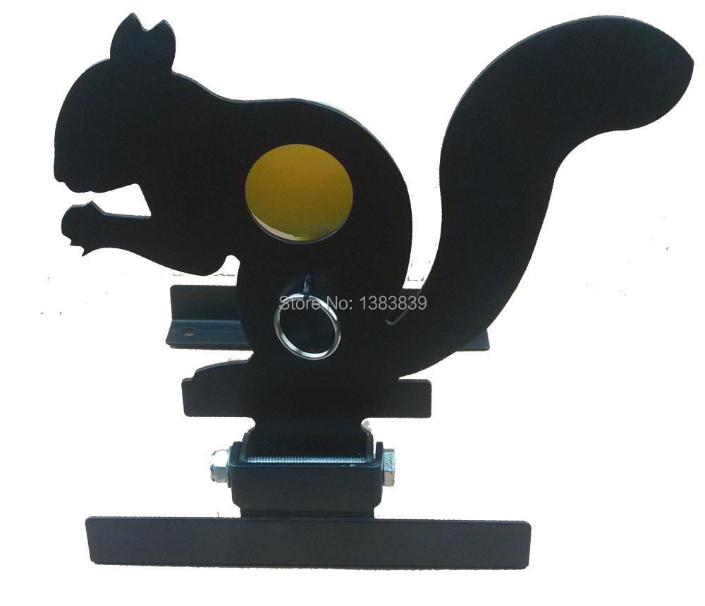 photo about Printable Squirrel Target referred to as On the lookout Knockdown Emphasis with pull string in direction of reset