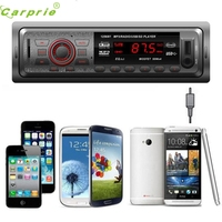 New Arrival In Dash Car Audio Bluetooth Stereo Head Unit MP3 USB SD AUX FM Input