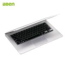 Bben ноутбуки Windows 10 Intel Haswell I5 двухъядерный Intel HD Graphics оперативной памяти 4 ГБ SSD 64 ГБ HDMI WIFI BT4.0 ультратонкий ноутбук