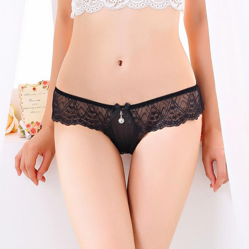 782a0910be77 Sexy Cotton Crotchless Panties Underwear Womens Sexy Lace Thong Bragas  Tangas Women Sexy G String Calcinha on Aliexpress.com   Alibaba Group