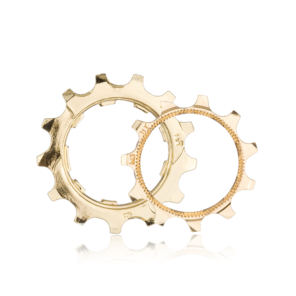 11 52T Black Gold 12 Speed Cassette 12S Wide Ratio Freewheel Mountain Bike Sprockets For k7 X1 XO1 XX1 m9000 Bicycle Parts in Bicycle Freewheel from Sports Entertainment