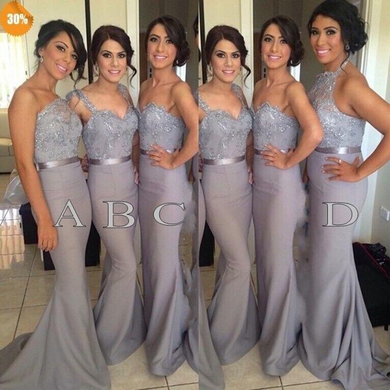 Топ популярные русалка платье невесты много видов сексуальная с плеча тафта формальные ну вечеринку платья бисероплетение платья невесты