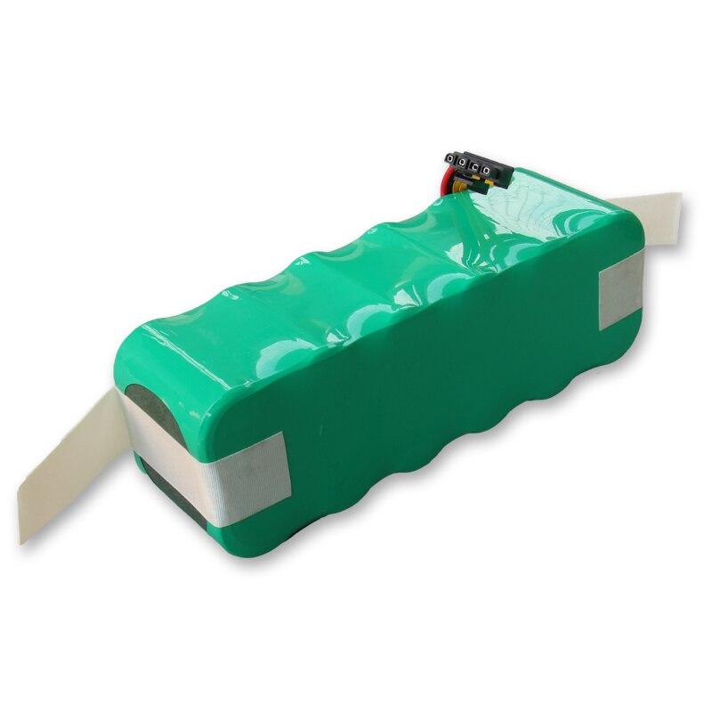 3500 mAh Ni MH Battery Pack for Ariete Briciola 2711 2712 2717 robotic Vacuum Cleaner Parts