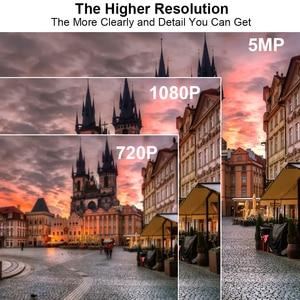 Image 3 - 5MP 30X PTZ AHD מצלמה 1080p כיפת מצלמה תמיכה RS485 UTC פונקצית 50M IR חיצוני PTZ CCTV מצלמה עמיד למים זום מצלמה