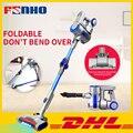 FUNHO BH-603 беспроводной пылесос 9000pa мощный всасывающий светодиодная осветительная палочка портативный пылесос 4 в 1