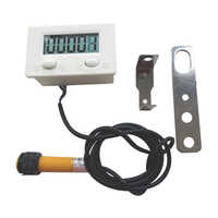 1 Set LCD 5-digit Digital Electronic Counter Punch Magnetic Induction Proximity Switch Reciprocating Rotary Counter