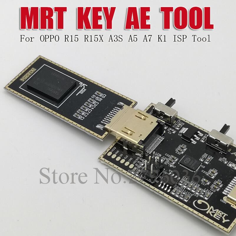 MRT Dongle AE outil AETOOL EMMC programmeur pour OPPO R15 R15X A5 A7 K1 fai outil - 3