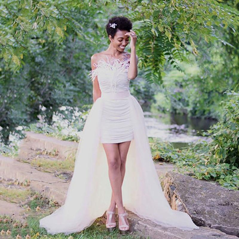 Black Wedding Dress With Detachable Train: Detachable Tulle Overskirt Bridal Ball Layered Skirt