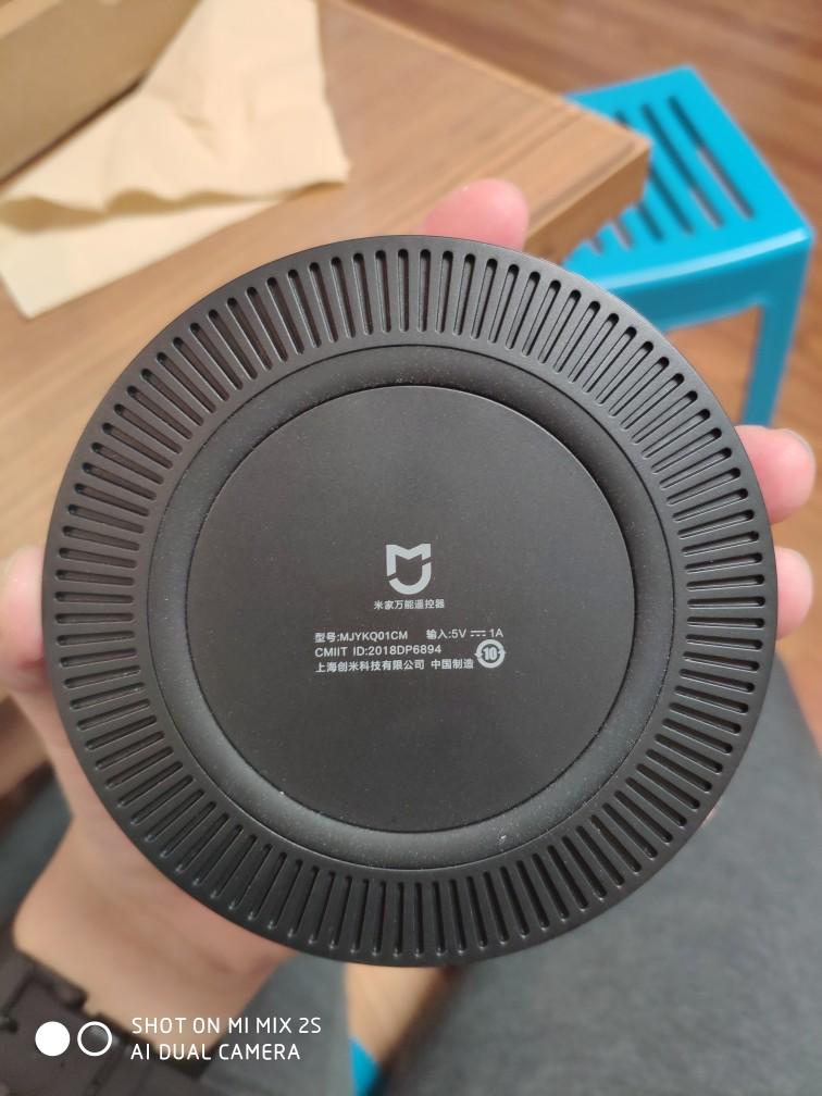 Xiaomi mi jia control remoto inteligente Universal WIFI 2