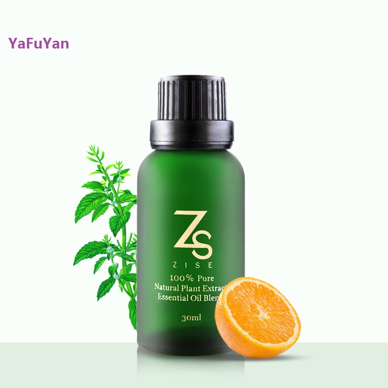 Cosmetics Essential oil Regulate the stomach and intestines Massage Oil 30ml compound Scraping oil Digestive distension essential oils kingdom compound essential oil 30ml decompression skin care sleeping relieve stress magic oil massage oil