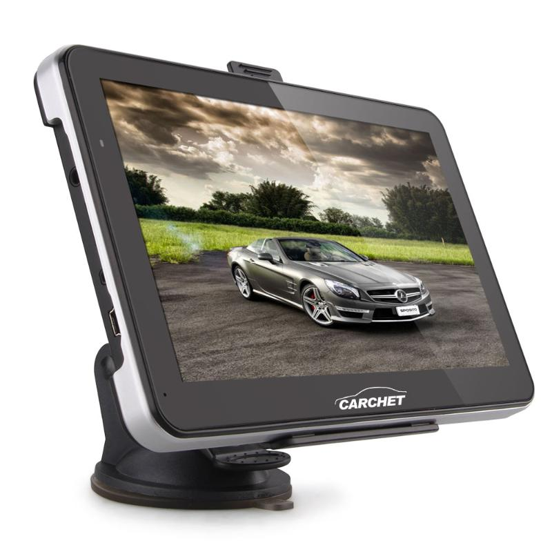 Car 7 Touch Screen GPS Navigation 128MB 8GB with West Europe Map