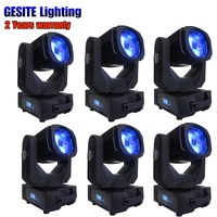 China stage light edj concert stage 4x25w super beam moving head light