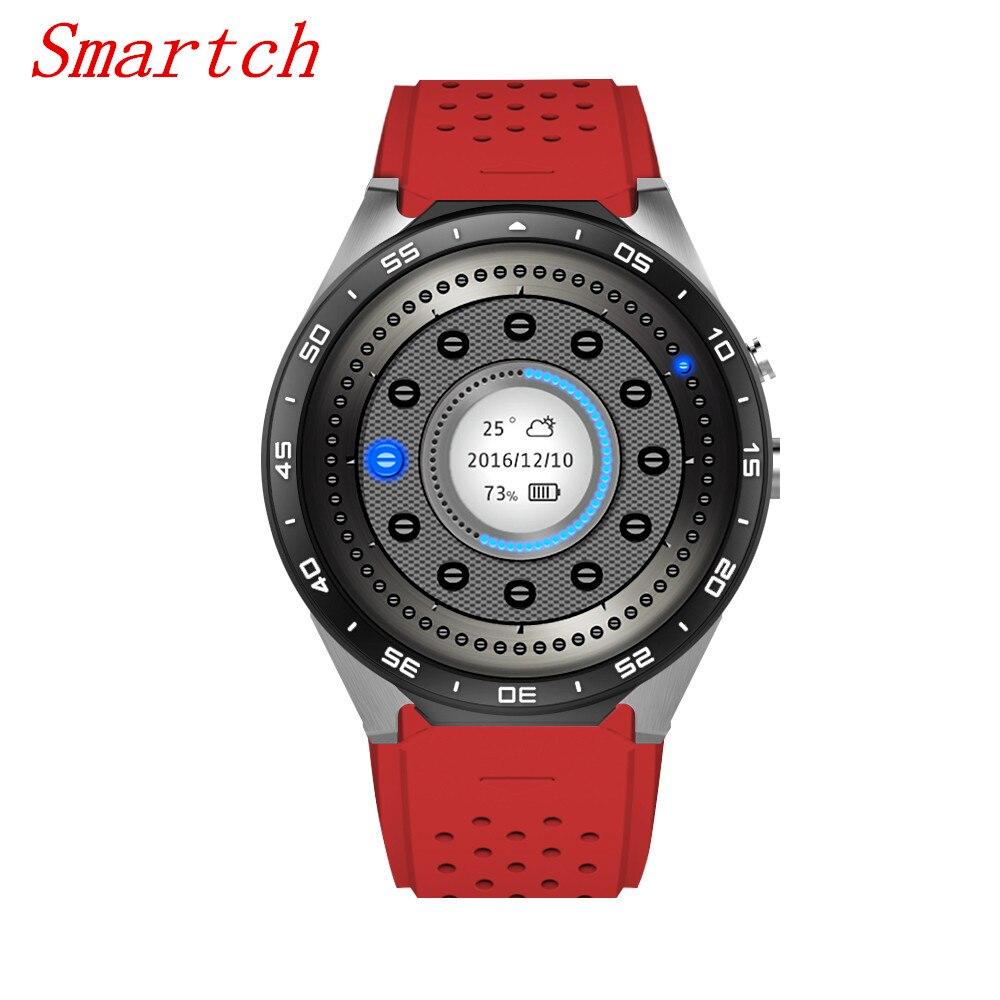 Здесь продается  Smartch KW88 Smart Watch 1.39 Inch MTK6580 Quad Core 1.3GHZ Android 5.1 3G Smart Watch 400mAh 2.0 Mega Pixel Heart Rate Monitor  Бытовая электроника