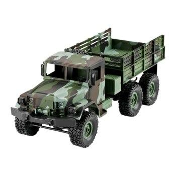 Mn77 1:16 6Wd Rc Crawler Car 2.4G Remote Control Car Off-Road Truck Rtr Rc Toys