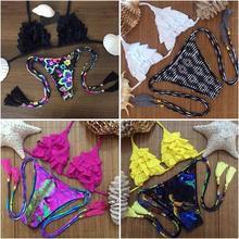 Brand New VS NEW ARRIVED SWIM 2016 SEXY Girl/Lady Bikini set Push-up Padded Bra Swimwear