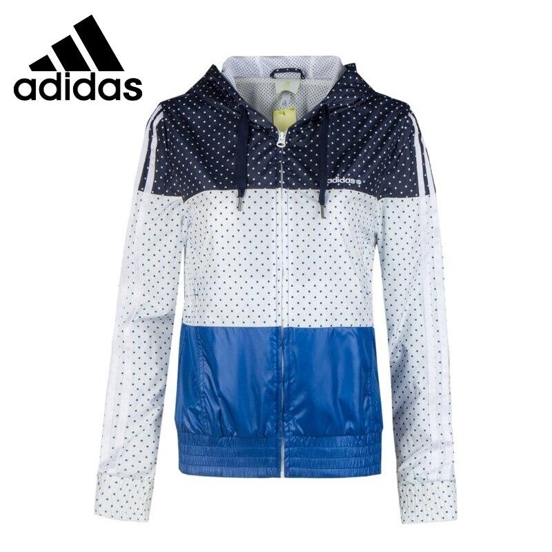 ФОТО Original   Adidas  NEO Label Women's  Jacket  Hooded Sportswear