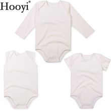 Newborn 100%Cotton Jumpsuit Gift Customized Baby-Boys Personal-One-Piece White Print