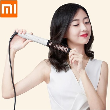 Xiaomi Hair Straightener Curler Salon Electric Professional Hair Fashion Styling Tools Hairdressing Anti-scalding for Smart