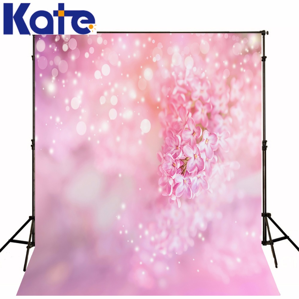 KATE Photo Background Wedding Backdrop Pink Photography Backdrops Bokeh Background Newborn Photography Background for Studio kate 10ft photo background naturism children photos flores wedding backdrops oil painting garden backdrop kids blue sea backdrop