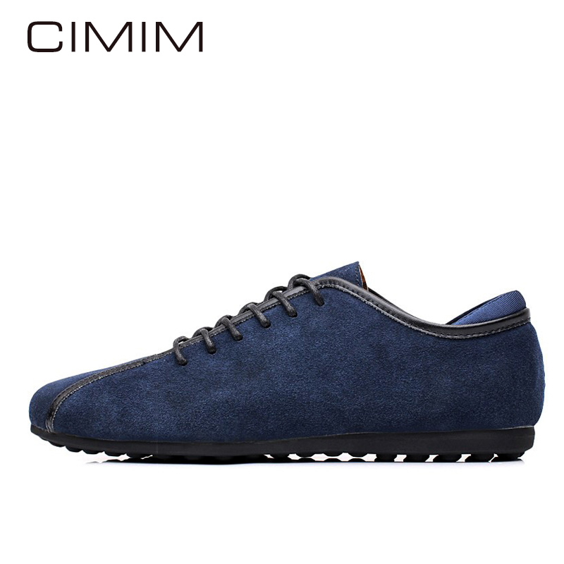 CIMIM Suede Black Men Shoes Leather Autumn Winter Male Casual Shoes Men Fashion Driving Loafers Flats Shoes Fur Sapato Masculino spring autumn men loafers genuine leather casual men shoes fashion driving shoes moccasins flats gommino male footwear rmc 320