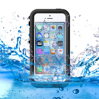 Anti Shock Shockproof Dustproof Underwater Diving Waterproof Phone Cases Cover For Apple IPhone 5 5S SE