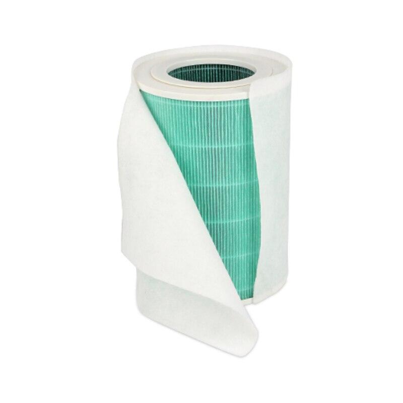 20 штук электростатического хлопок для замены xiaomi mi очиститель воздуха pro/1/2 Универсальный бренд очиститель воздуха Фильтр Hepa