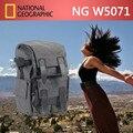 Бесплатная доставка New National Geographic Н. Г. W5071 Рюкзак Фотоаппарат Сумка Рюкзак Большой Емкости