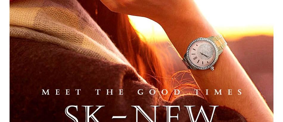 HTB1lK52ch1YBuNjy1zcq6zNcXXaz Shengke Rose Gold Watch Women Quartz Watches Ladies Brand Crystal Luxury Female Wrist Watch Girl Clock Relogio Feminino
