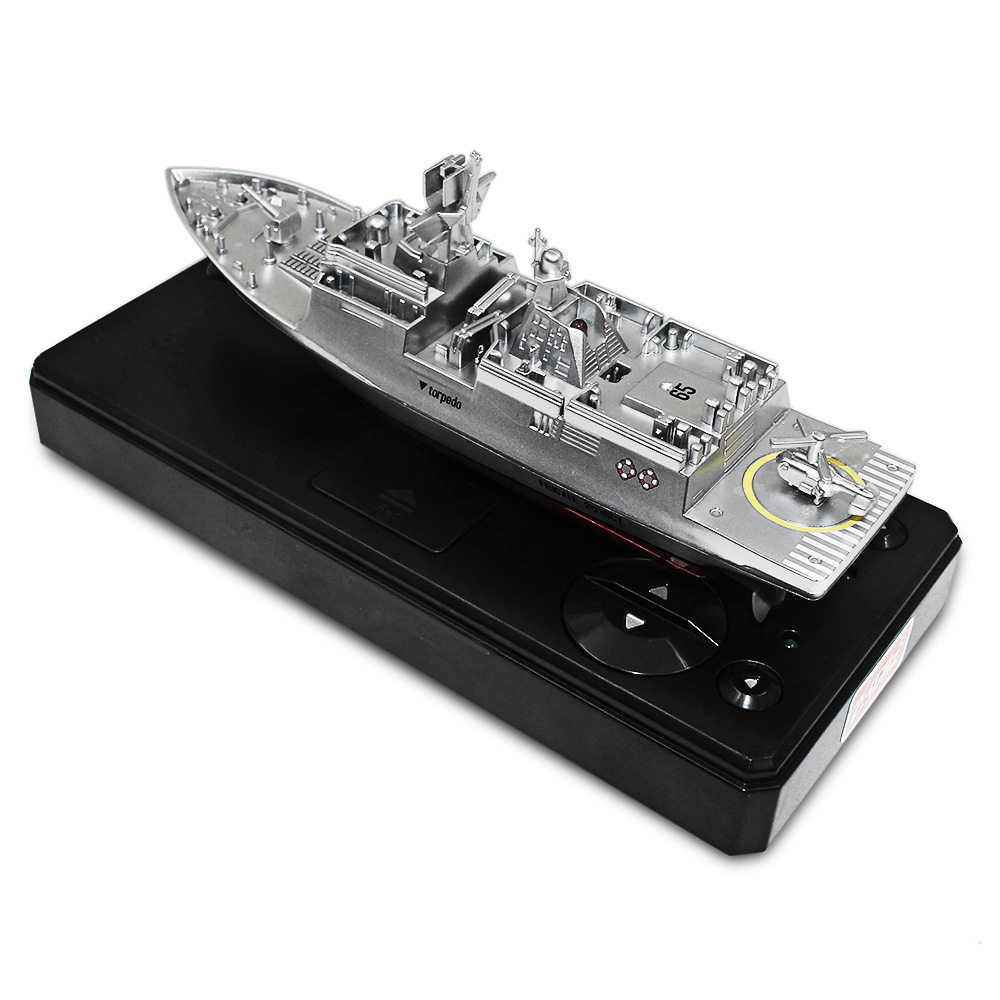 CREATE Remote control boat TOYS 3318 2.4GHz Mini RC Ship RTR children water toys