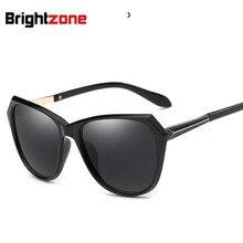 Nuevas Gafas de Sol de Señora Luz Polarizada gafas de Sol de Marco gafas de Sol de Moda Europea de Comercio Exterior gafas gafas de sol gafas