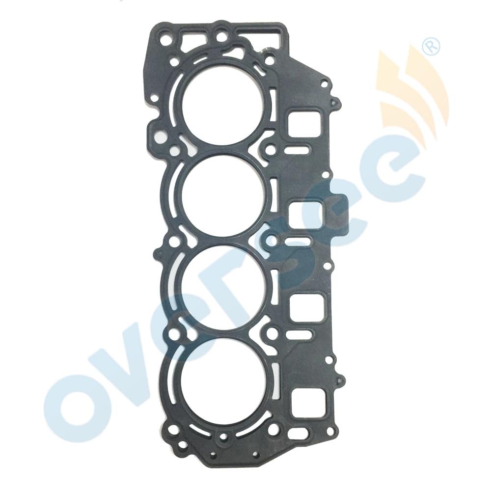 FIT For Yamaha Outboard Enine 69W-11181-00 69W-11181-00-00 RPMT: 69W-11181-01-00 GASKET, CYLINDER HEAD 1