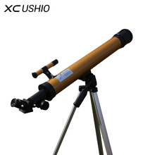 Quality 100X Times Zoom Outdoor Monocular Space Astronomical Telescope With Portable Tripod Spotting Telescope F60050 Telescopio