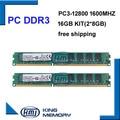DDR3 8 ГБ 1600 МГц 8 ГБ (комплект из 2,2X4 ГБ) PC3-12800 16N11/4 Г Brand New LONGDIMM Память Ram memoria овна Настольного компьютера